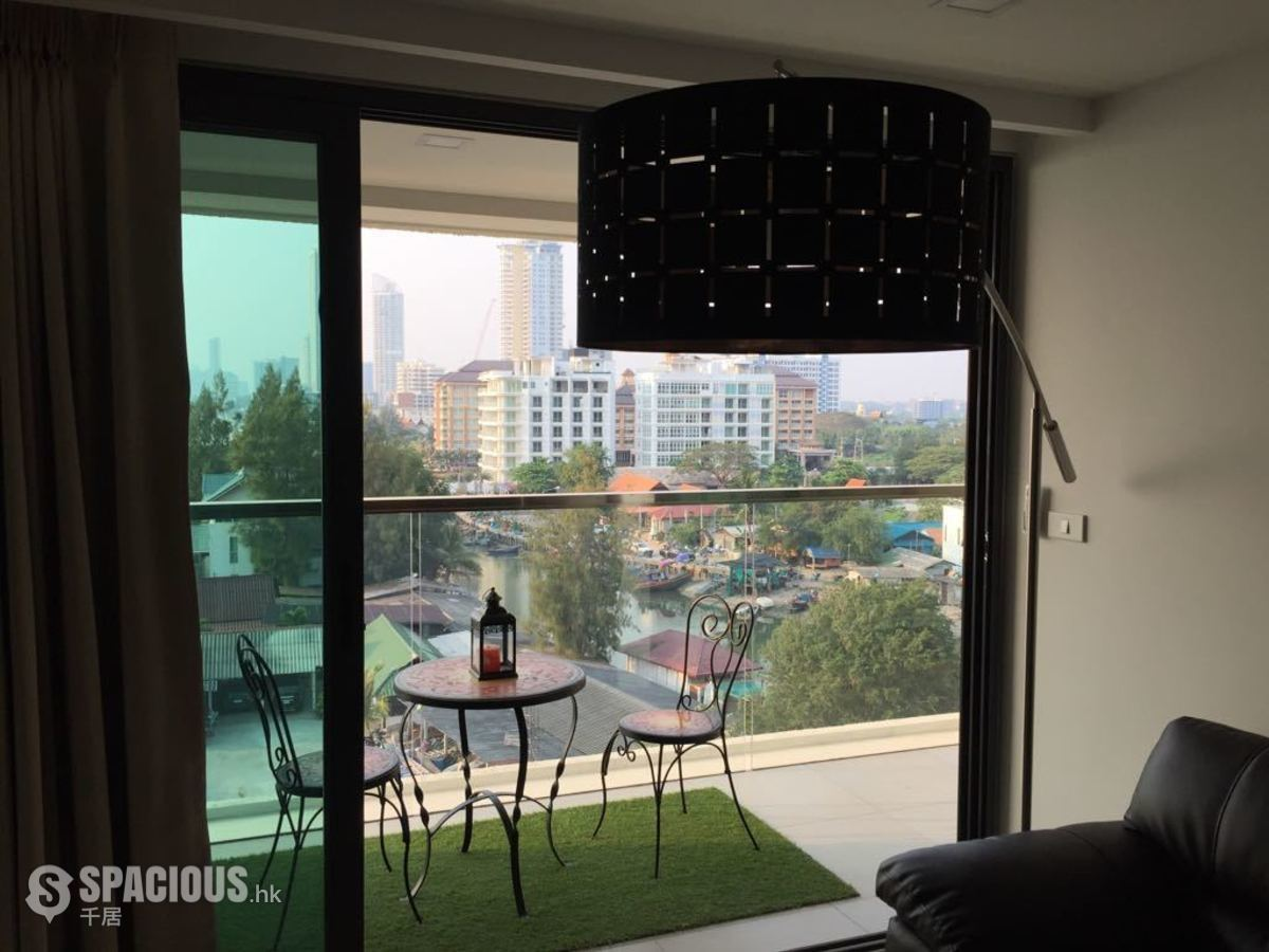 芭堤雅 - Waters Edge Pattaya Condominium 07