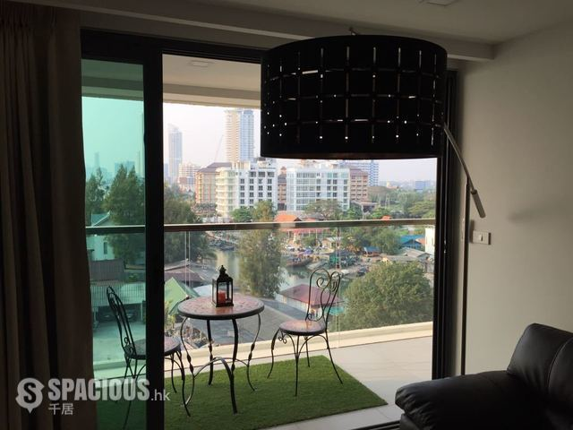 Waters Edge Pattaya Condominium, Pattaya